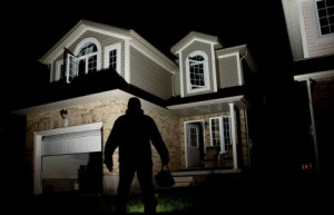 Home security and alarms