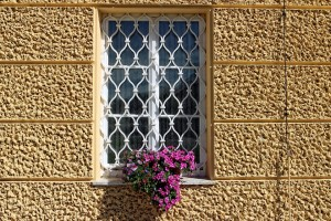 beatiful window grills with your locksmith